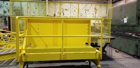 Platforms/ Railings/ Handrails